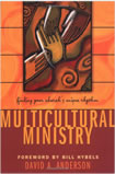Book Cover Multicultural Ministry